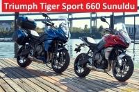 Triumph Tiger Sport 660 Teknik Detayları Sunuldu
