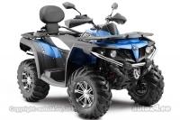 CF MOTO 550 ATV  ÜÇERLER MOTORDA
