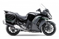 Yamaha - FJR 1300 AS