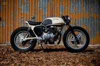 Honda CB250 Superdream