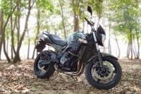 Suzuki - GSR 600