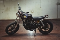 Honda FT500 Custom
