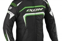 Ixon Eager 1028 Noir/Blanc/Vert 4 Mevsim Erkek Mont