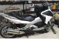 2012 Honda NC700DC Integra