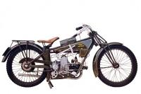 Moto Guzzi Normale 500 1922