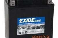 Exide AGM12-9