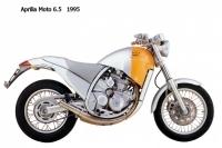 Aprilia Moto 6.5 - 1995