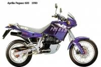 Aprilia Pegaso 600 - 1990