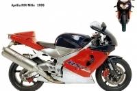 Aprilia RSV Mille - 1999