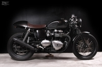 Triumph Thruxton, Cafe