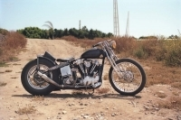 Harley Knucklehead Custom