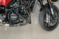 Benelli Leoncino 500 Motor Koruma Demiri