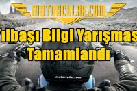 Motorcular Yılbaşı Bilgi Yarışması Tamamlandı