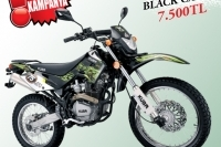 Kuba 150cc Black Cat Kampanya