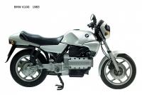 BMW K100 - 1983