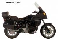 BMW K100LT - 1987