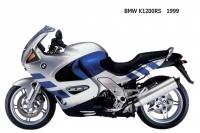 BMW K1200RS - 1999