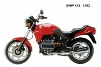 BMW K75 - 1992