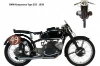 BMW Kompressor Type 255 - 1939
