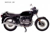 BMW R100 - 1981