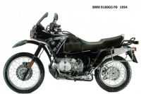 BMW R100GS-PD - 1994