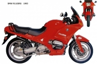 BMW R1100RS - 1993