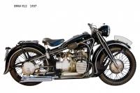 BMW  R12 - 1937