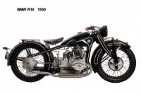 BMW R16 - 1930