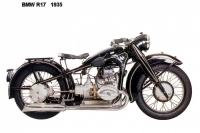 BMW R17 - 1935