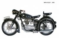 BMW R25 3 - 1955