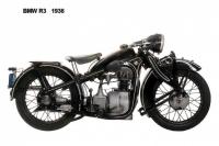 BMW R3 - 1936