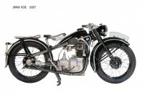 BMW R35 - 1937