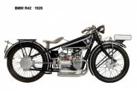 BMW R42 - 1926