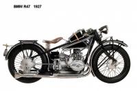 BMW R47 - 1927