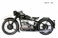 BMW R5 - 1936