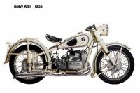 BMW R51 - 1938