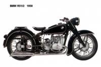 BMW R51 2 - 1950