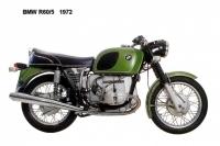 BMW R60-5 - 1972