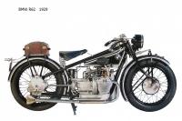 BMW R62 - 1929