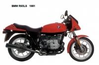 BMW R65LS - 1981