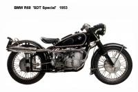 BMW R68 SDT Special - 1953