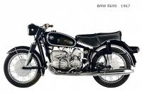 BMW R69S - 1967