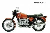 BMW R90-6 - 1974