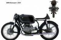 BMW Rennsport - 1954