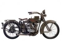 Harley Davidson Model J 1921