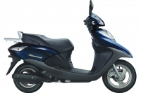 Honda - Spacy 110