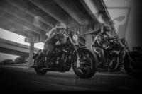 Harley Davidson Serisi 2016 İçin Daha Da Siyah ve Güçlü Hale Geliyor