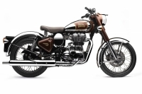 ROYAL ENFIELD CLASSIC 500 CHROME 2015