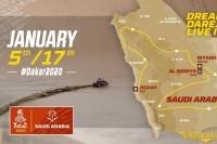 Dakar Rallisi Suudi Arabistan Yarışı Detayları Açıklandı