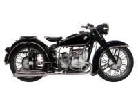 BMW R51/2 1950